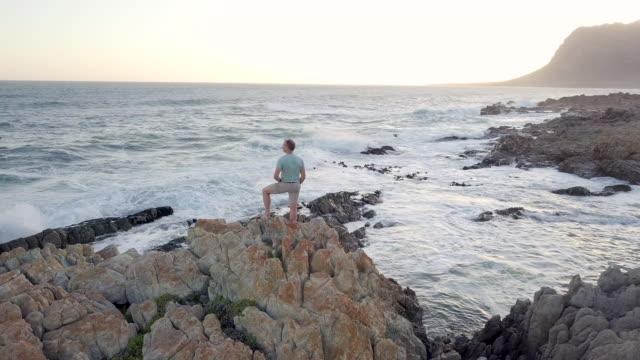 自然の美しさ - ケープ半島点の映像素材/bロール