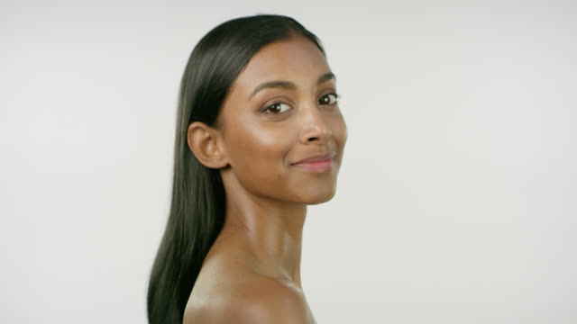 beauty like hers doesn't come along often - skin care stock videos & royalty-free footage