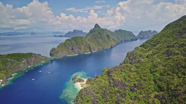 beauty palawan - philippines stock videos and b-roll footage