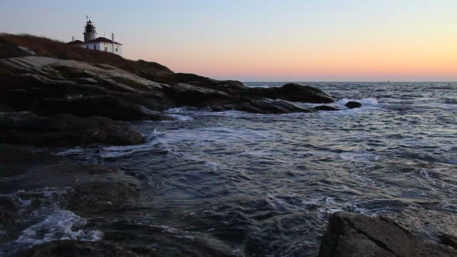 Beavertail Lighthouse with Audio