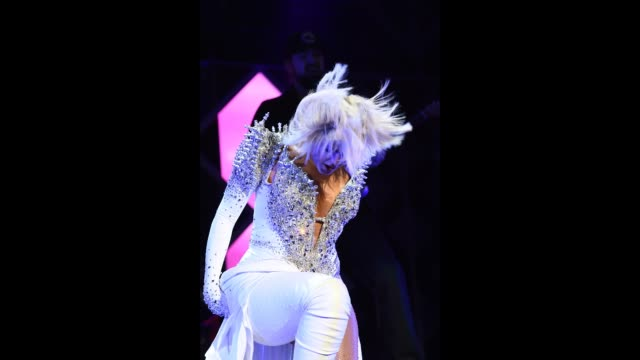 Bebe Rexha performs onstage during 1027 KIIS FM's Jingle Ball 2018 Presented by Capital One at The Forum on November 30 2018 in Inglewood California
