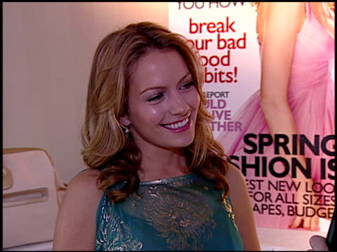 becki newton on fashion week, her favorite designer, and her off-screen style at the marie claire fashion closet presented by luxury lounge with... - four seasons hotel stock videos & royalty-free footage