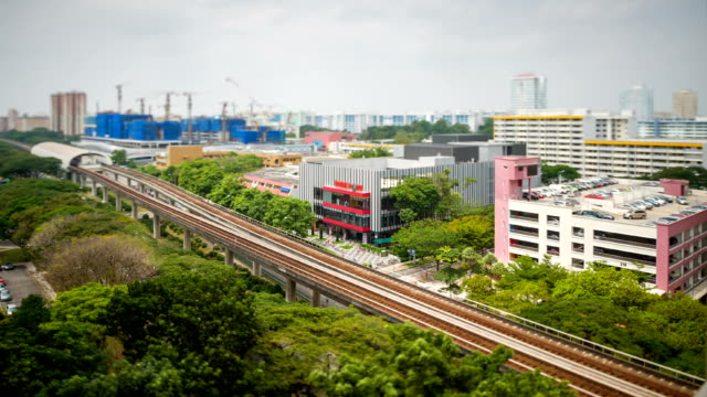 bedok new town centre - 1973 stock videos & royalty-free footage