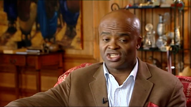 impact on foster carers; kriss akabusi interview sot close shot of 'discretionary housing payment claim form' pages of form being turned - kriss akabusi stock videos & royalty-free footage