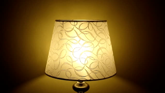 bedside lamp - switch stock videos & royalty-free footage