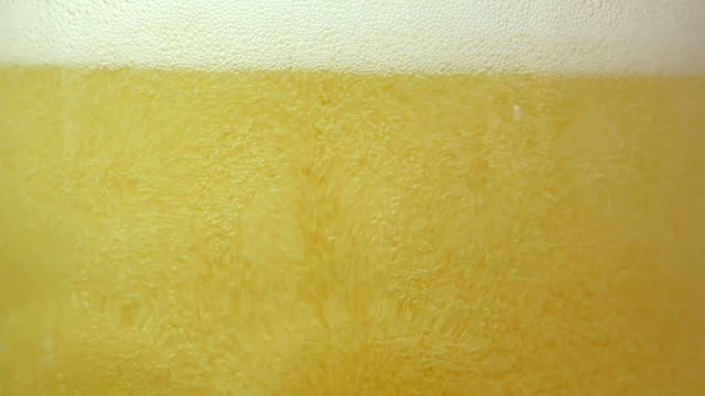 beer - close up - frische stock videos & royalty-free footage