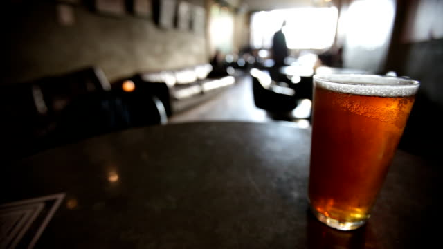 ビール - bar点の映像素材/bロール