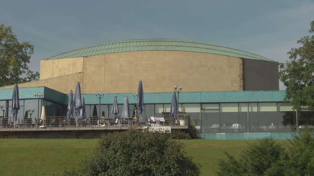 beethovenhalle - concert hall stock videos and b-roll footage