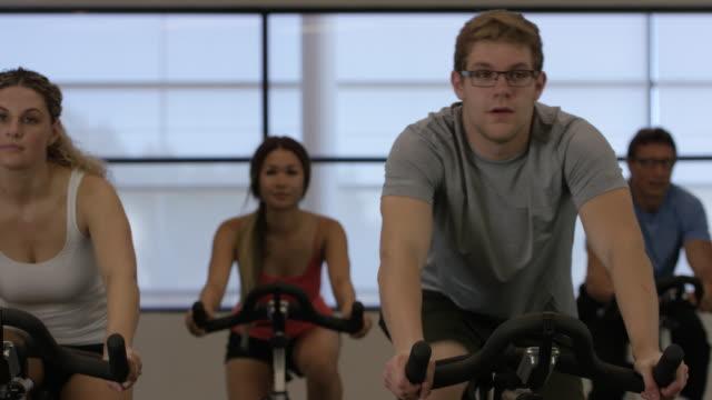Beginning an Indoor Cycling Class