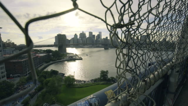 Behind New York's Fence