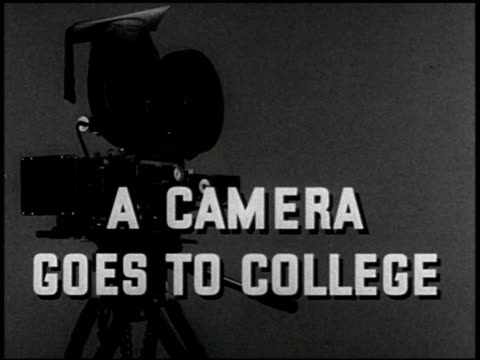 behind the lens: a camera goes to college - 1 of 8 - この撮影のクリップをもっと見る 2099点の映像素材/bロール