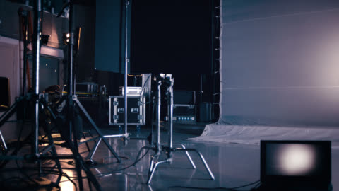 behind the scenes film set - live ereignis stock-videos und b-roll-filmmaterial