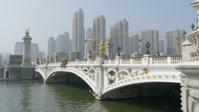 Bei'an Bridge, Tianjin, China