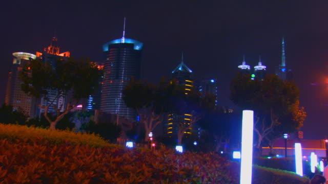 beijing, chinachina city at night - okänt kön bildbanksvideor och videomaterial från bakom kulisserna