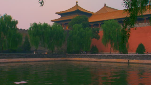 Beijing, ChinaLooking across a wading pool