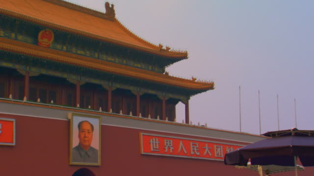 beijing, chinatiananmen square/ tian'an men square - tiananmen square stock videos and b-roll footage