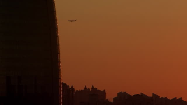 beijing city skyline at dawn - general view stock videos & royalty-free footage