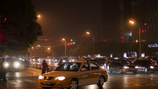 Beijing Evening Traffic