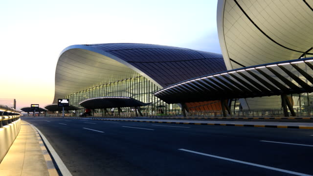 vídeos de stock, filmes e b-roll de beijing international airport - arquiteto