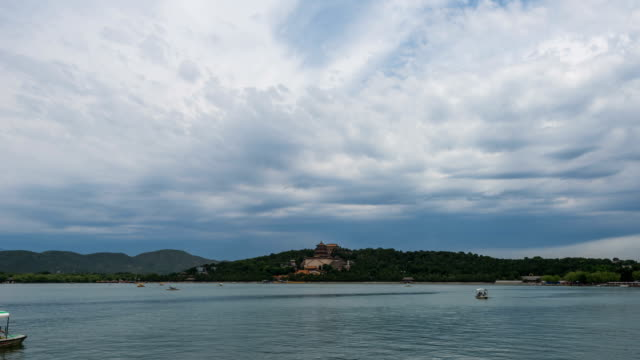 beijing summer palace - summer palace beijing stock videos & royalty-free footage