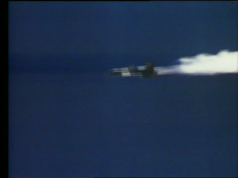 x-15 being launched from b-52 bomber - bomber stock videos & royalty-free footage