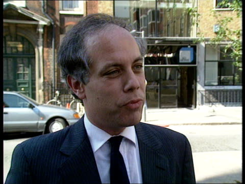 us embassy evacuated england london itn frankel 'washington post' intvw sof - us embassy stock videos & royalty-free footage