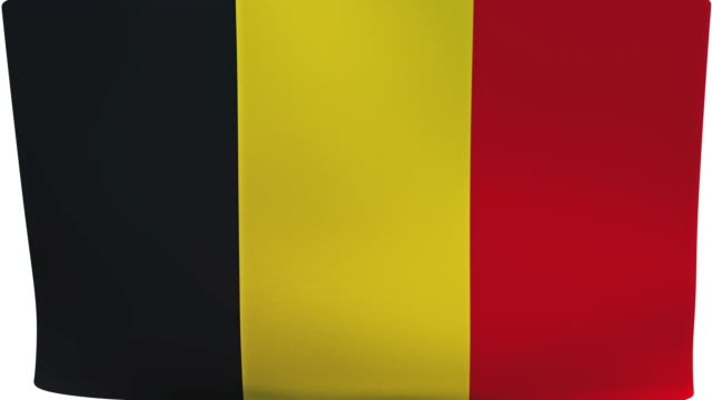 belgian flag intro - ceremony stock videos & royalty-free footage