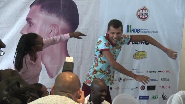 Belgian pop star Stromae said Saturday he was delighted but also emotional to be back in Rwanda the birthplace of his father who was killed in the...