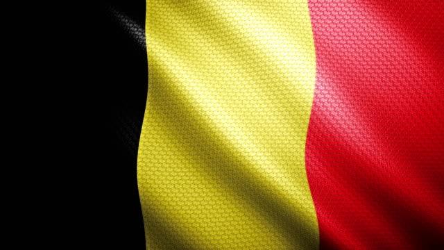 Belgium Flag 4K