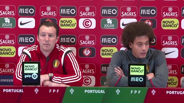 Belgium step up their Euro 2016 preparations with a friendly against Portugal in Leiria on Tuesday