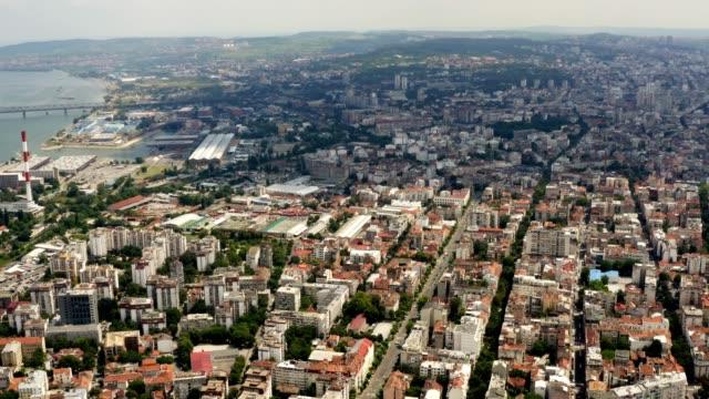 vidéos et rushes de vidéo du stock aérien de belgrade - serbie