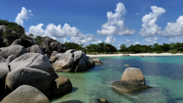 belitung island - bay of water stock videos & royalty-free footage