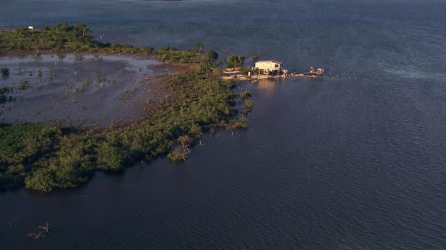 Belize: Inhabited coastal islands