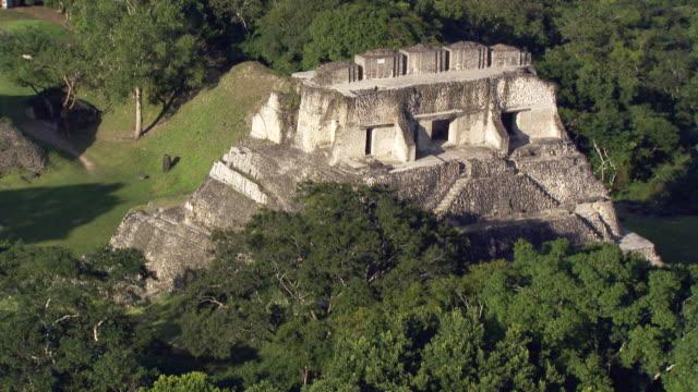 Belize:  Xunantunich Maya temple