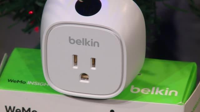 WGN Belkin WeMo Insight Switch Plug in Chicago on Nov 30 2016