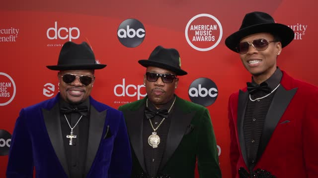 bell biv devoe on performing and their career at microsoft theater on november 20, 2020 in los angeles, california. - microsoft theater los angeles stock videos & royalty-free footage