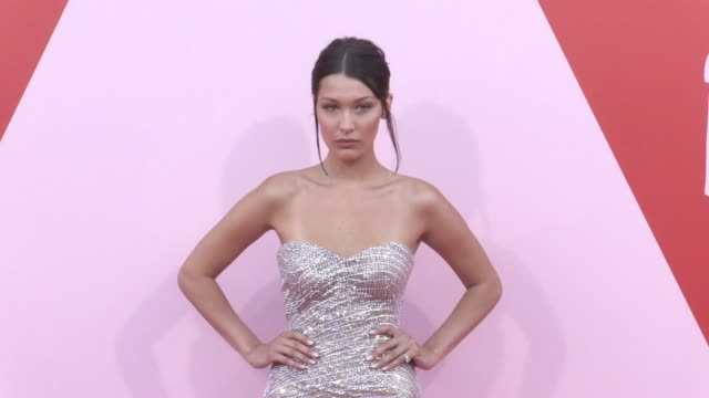 Bella Hadid at Fashion for Relief Photocall in Cannes Cannes France on Sunday May 21 2017