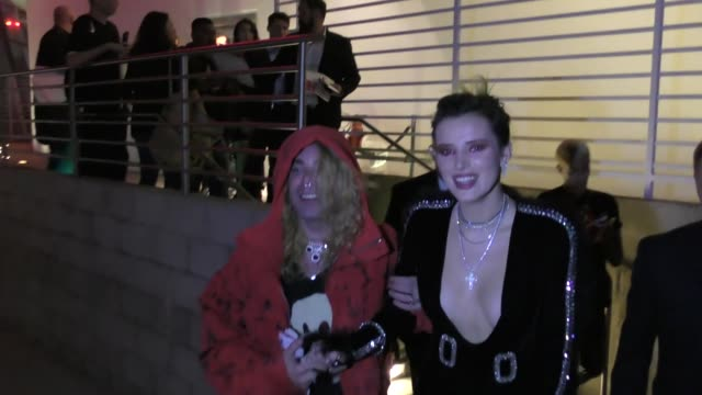 bella thorne and mod sun video