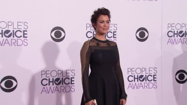 Bellamy Young at People's Choice Awards 2015 in Los Angeles CA