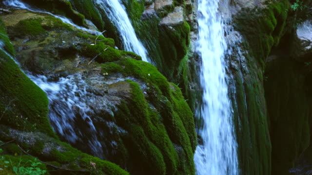 vídeos y material grabado en eventos de stock de bellos river in añisclo canyon - comunidad autónoma de aragón