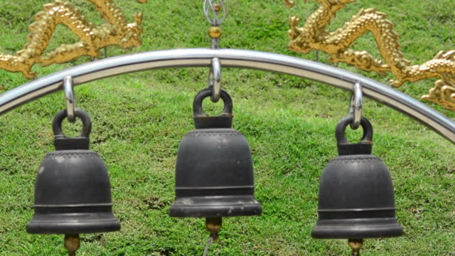 bells - three objects stock videos & royalty-free footage