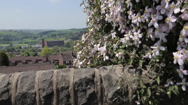 stockvideo's en b-roll-footage met belper mill, belper, derbyshire dales, derbyshire, england, uk, europe - derbyshire