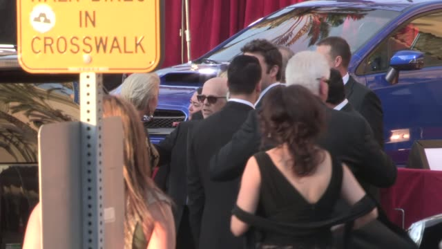 ben affleck and jennifer garner arrive at 20th annual sag awards celebrity sightings in los angeles on in los angeles california - ben affleck stock videos & royalty-free footage