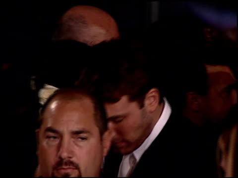 ben affleck at the 2001 academy awards vanity fair party at the shrine auditorium in los angeles california on march 25 2001 - ben affleck stock videos and b-roll footage