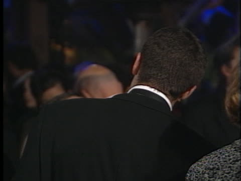 ben affleck at the academy awards 98 vanity fair party at mortons west hollywood in west hollywood ca - ben affleck stock videos & royalty-free footage