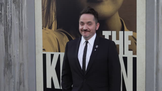 """ben falcone at the world premiere of """"the kitchen"""" at tcl chinese theatre on august 05, 2019 in hollywood, california. - ben falcone stock videos & royalty-free footage"""
