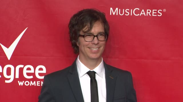 ben folds at 2014 musicares person of the year honoring carole king at los angeles convention center on in los angeles california - musicares foundation stock videos & royalty-free footage