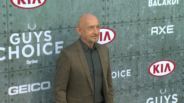 Ben Kingsley at Spike TV's Guys Choice 2015 at Sony Pictures Studios on June 06 2015 in Culver City California
