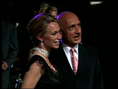 Ben Kingsley at the 2002 Academy Awards Vanity Fair Party at Morton's in West Hollywood California on March 24 2002
