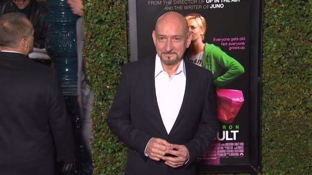 Ben Kingsley at 'Young Adult' Premiere on in Los Angeles CA
